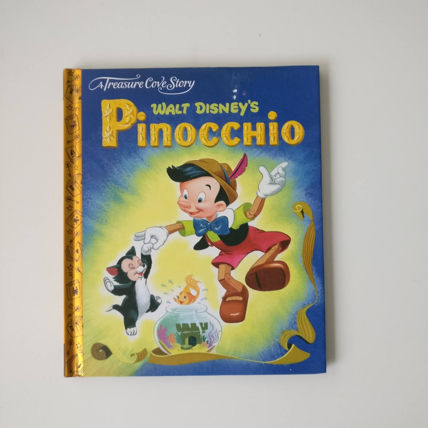 Pinocchio Notebook