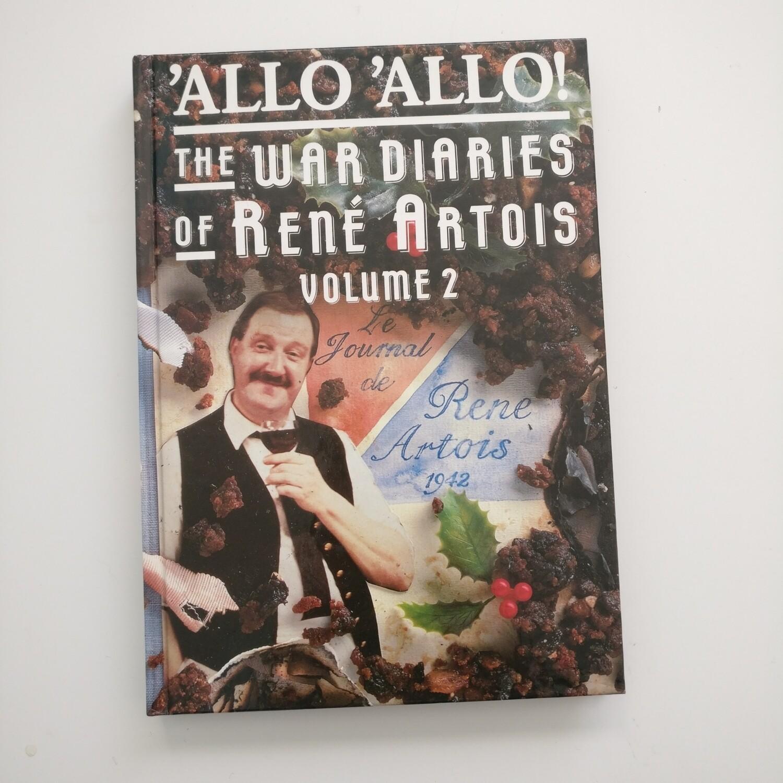 Allo Allo Notebook