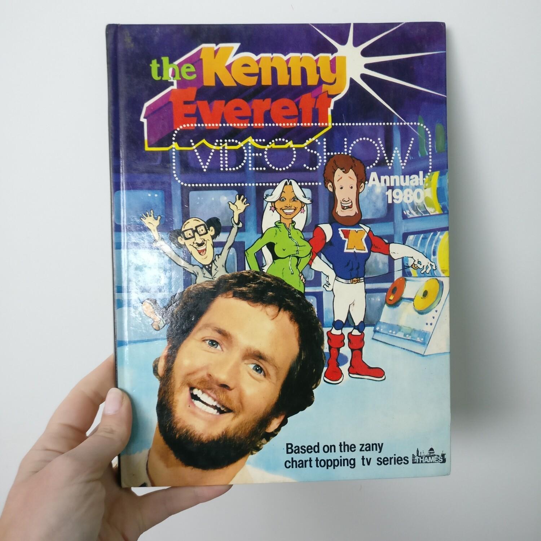 Kenny Everett notebook