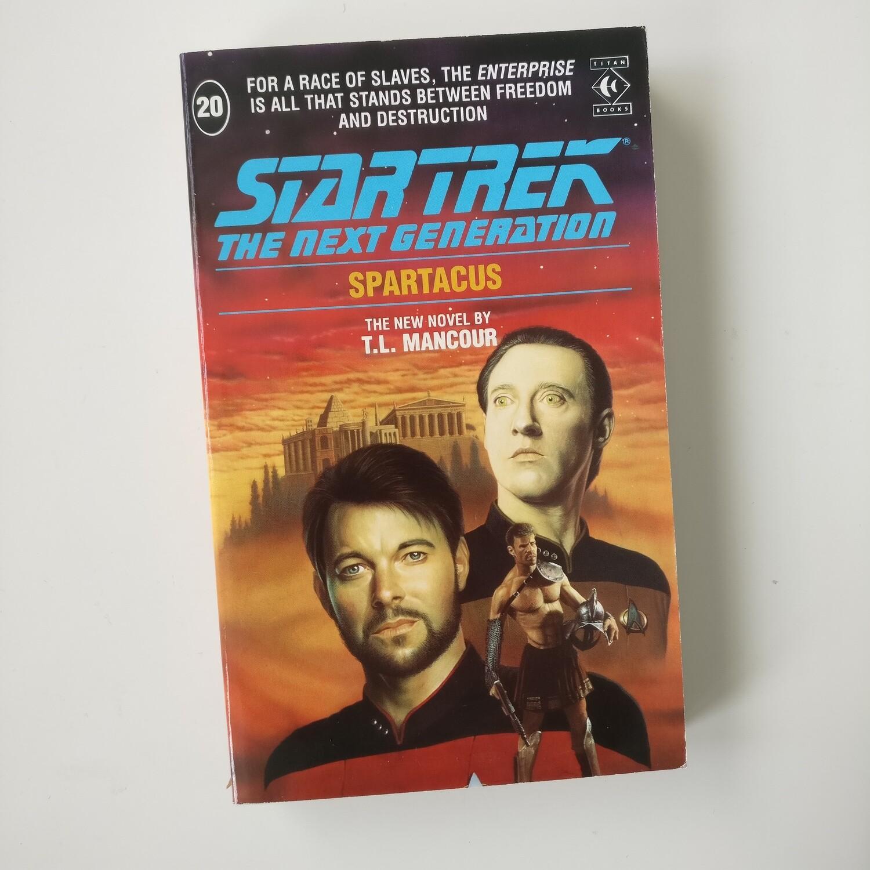 Star Trek Generation Notebooks - made from  paperback book
