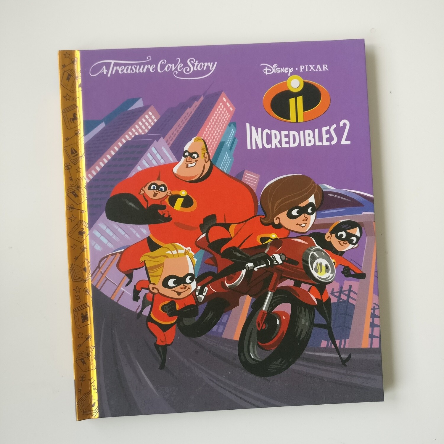 Incredibles 2 Notebook