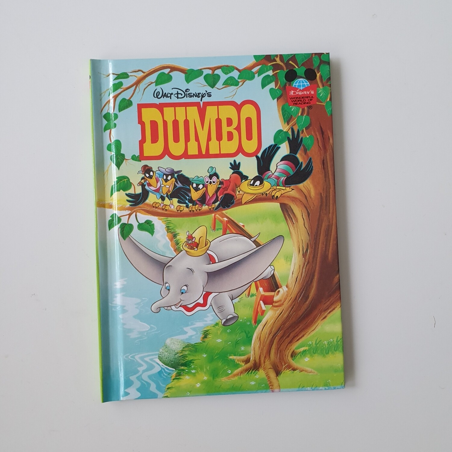 Dumbo Notebook - choice of covers