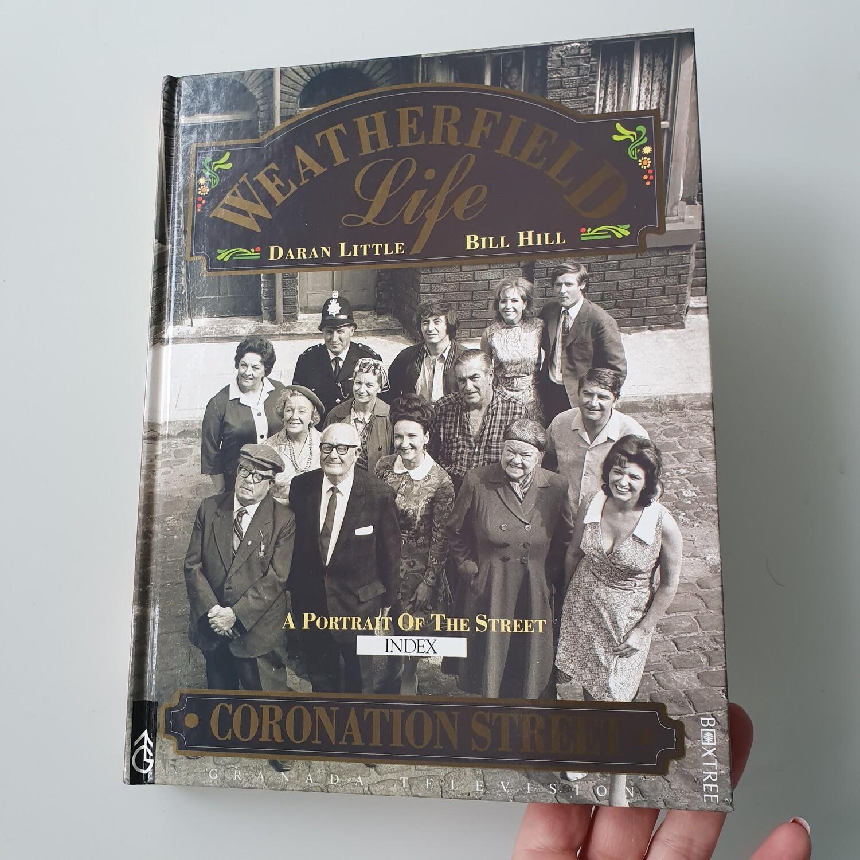 Weatherfield Life - Coronation Street Notebook