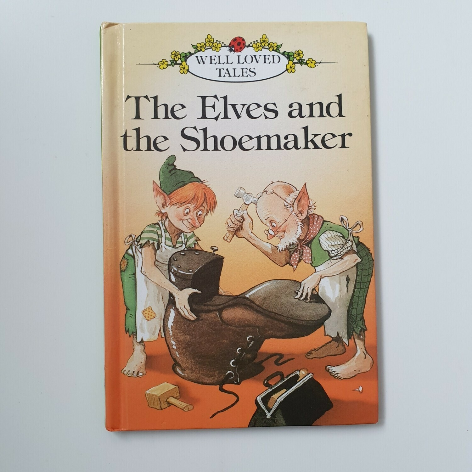 The Elves and the Shoemaker Notebook - Ladybird Book