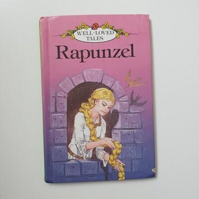 Rapunzel Notebook - Ladybird Book