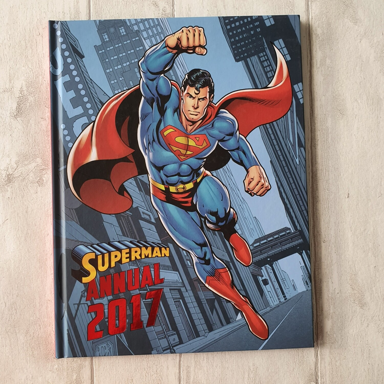 Superman Notebook A4