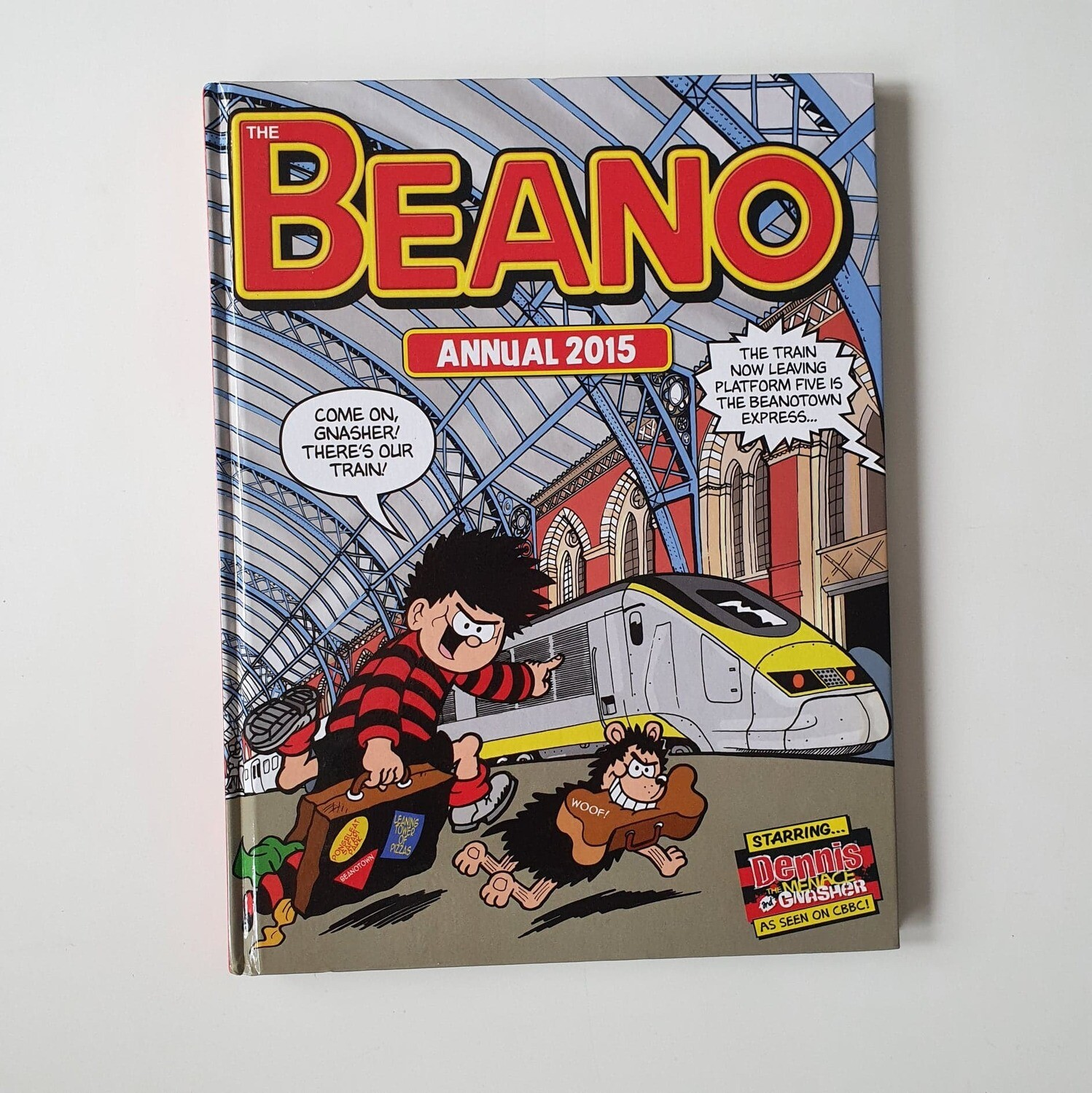 The Beano - Dennis the Menace - choose from a variety of covers