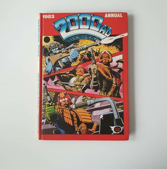 2000 AD - choose from a selection
