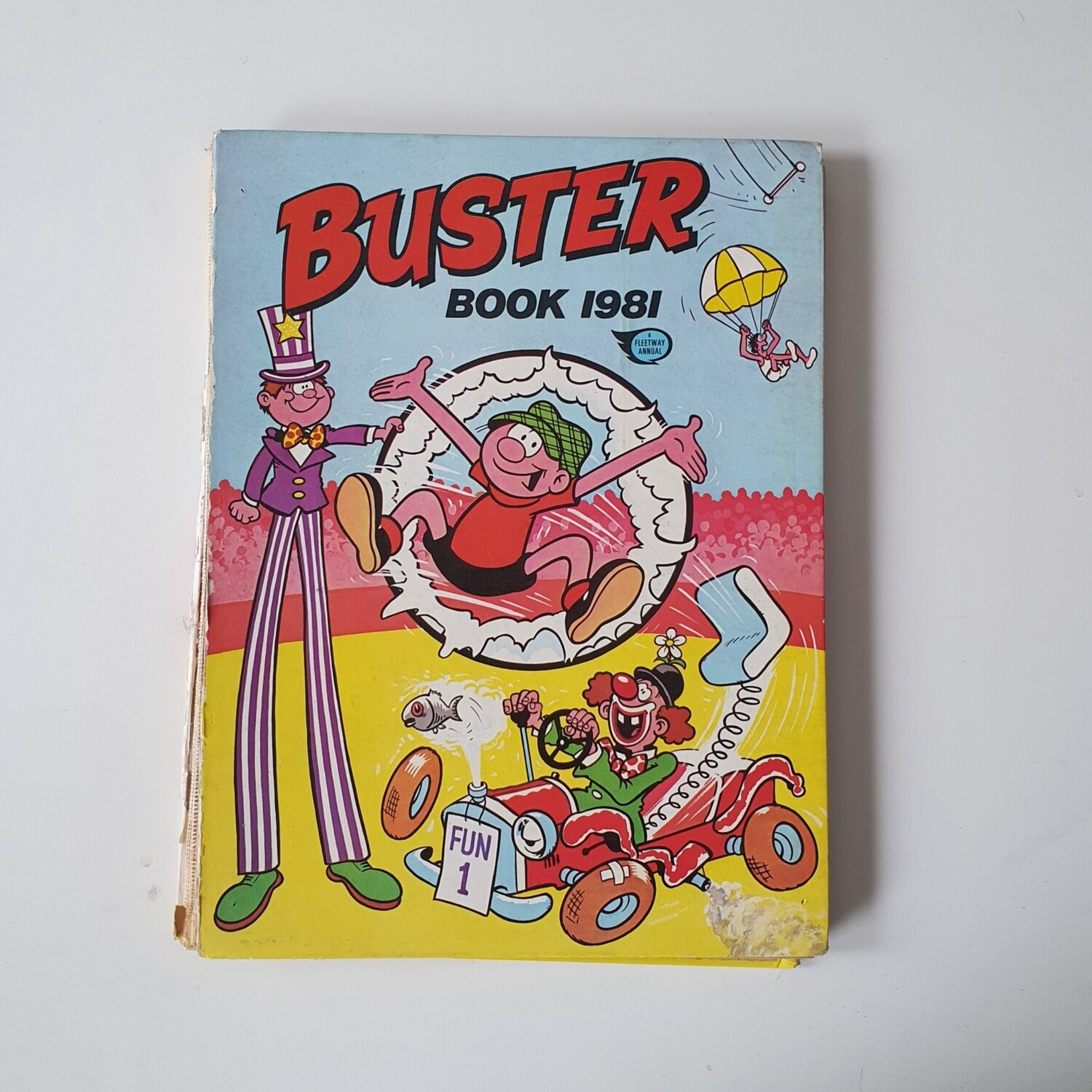 Buster 1981