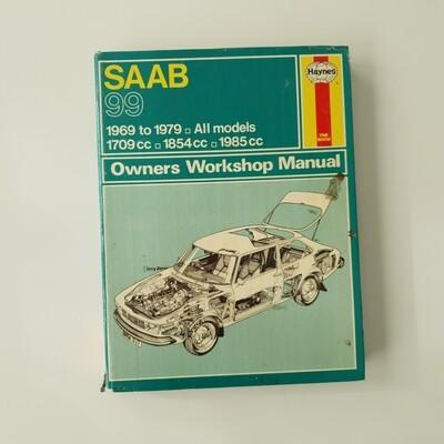 Saab - Haynes Manual Notebook