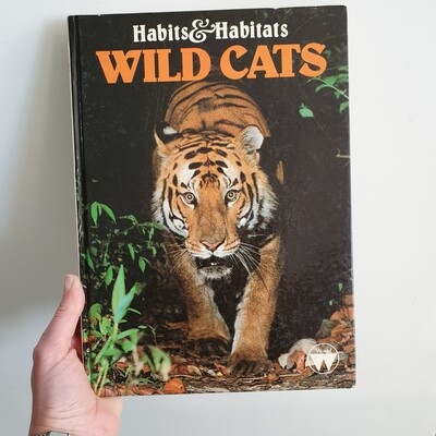 Wild Cats Notebook - Tiger King