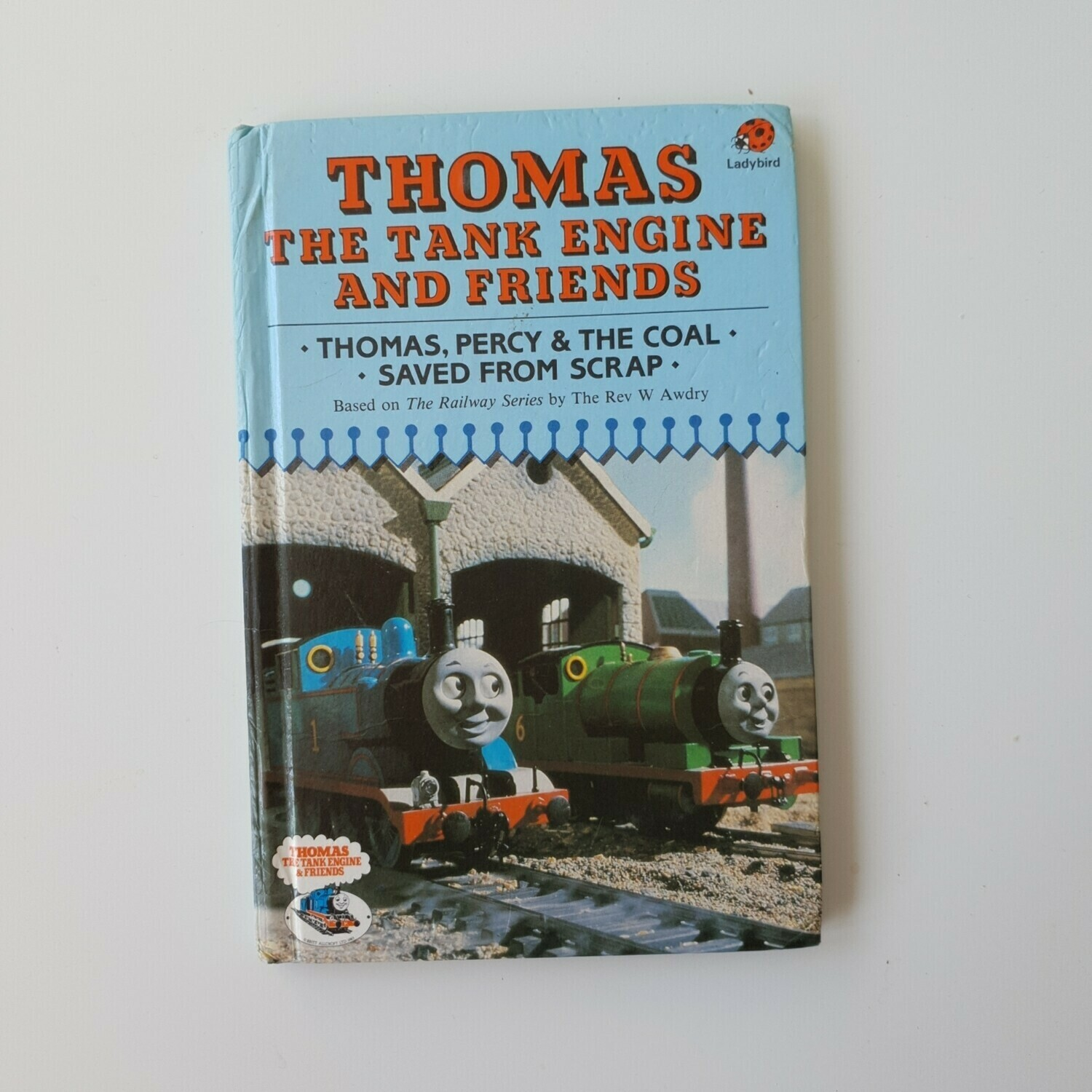 Thomas the Tank Engine - Choose from a selection of Vintage Ladybird Books