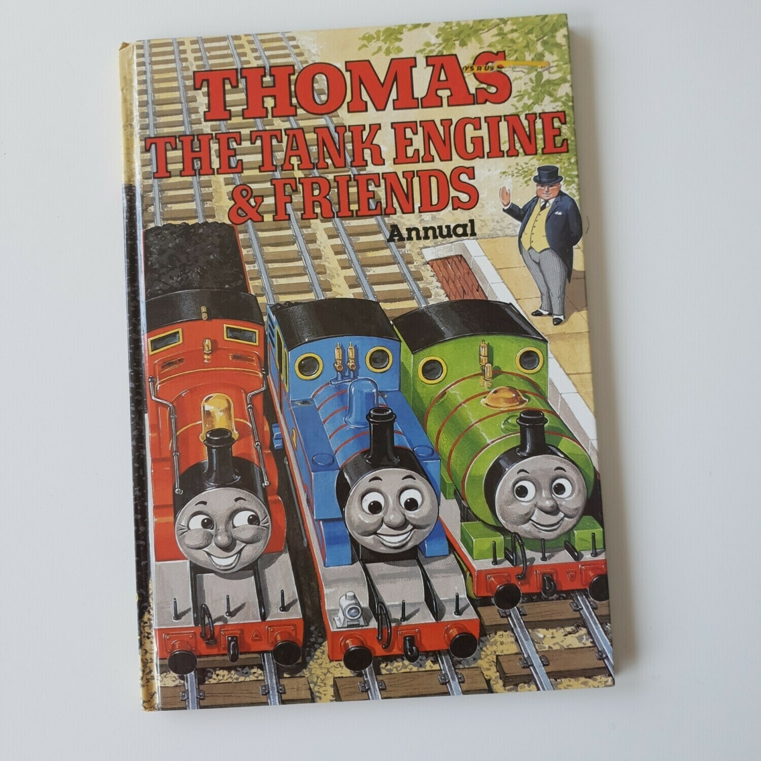 Thomas the Tank Engine Annuals - choose from a selection