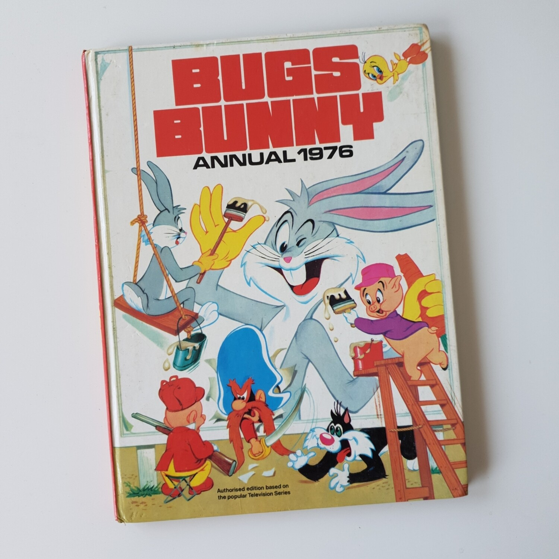 Bugs Bunny 1976 Notebook