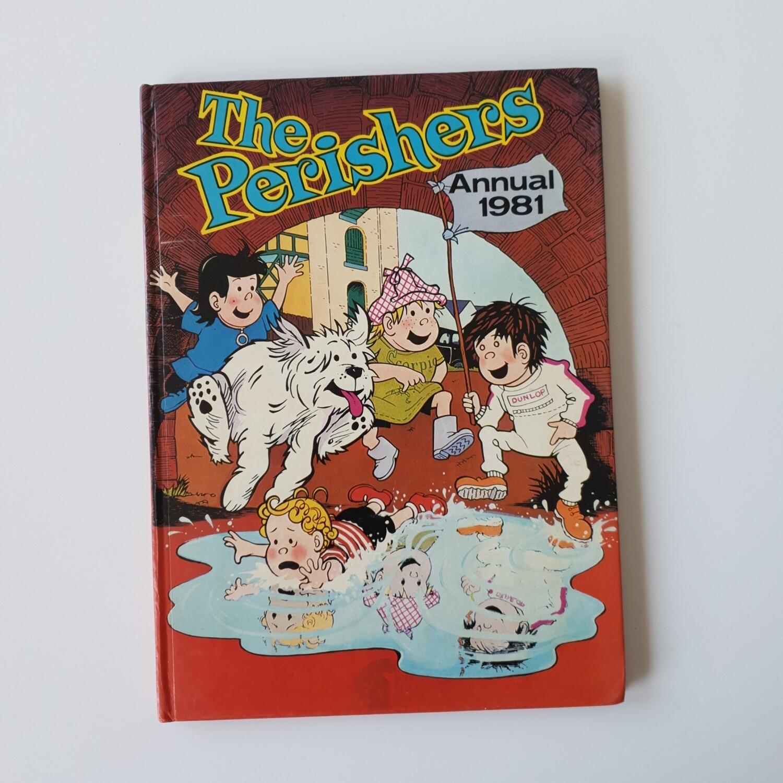 The Perishers Annual 1981