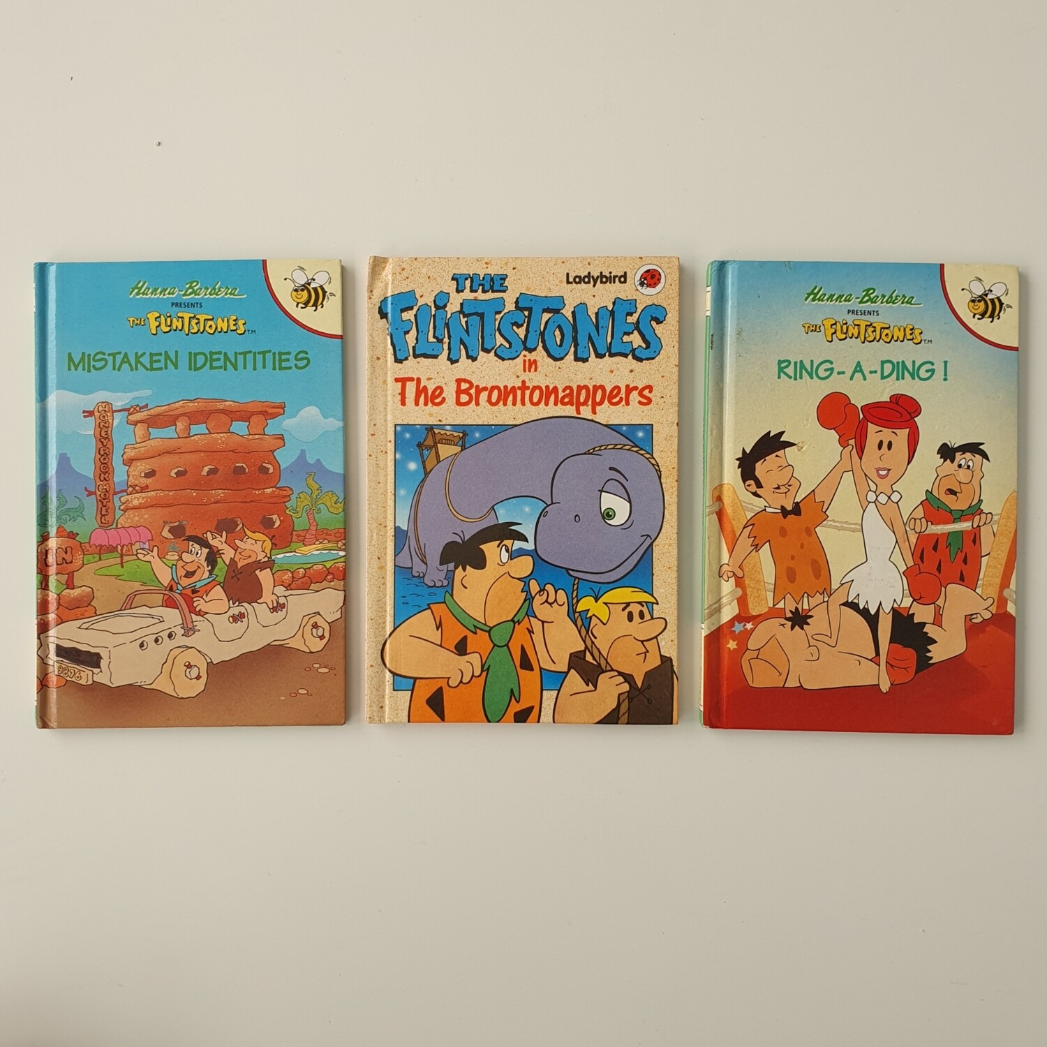 The Flintstones Notebook - choose from a variety of covers