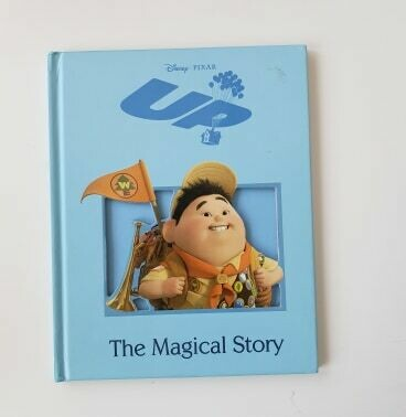 Up Notebook - no original book pages Russell