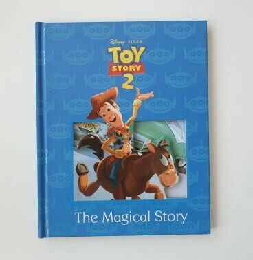 Toy Story 2 Notebook - no original book pages