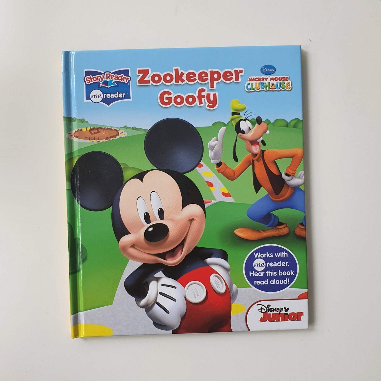 Zookeeper Goofy Notebook