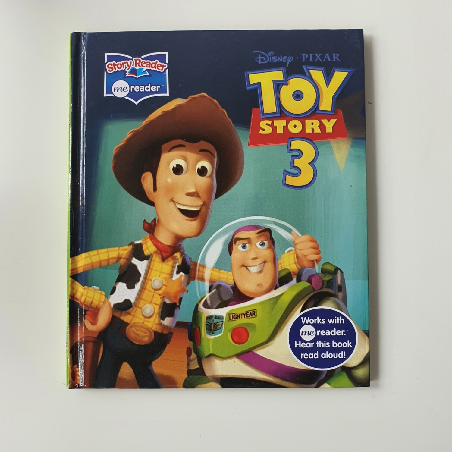 Toy Story 3 Notebook