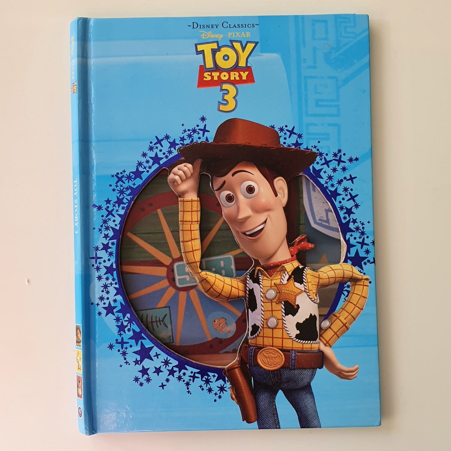 Toy Story 3 Woody Notebook - no original pages