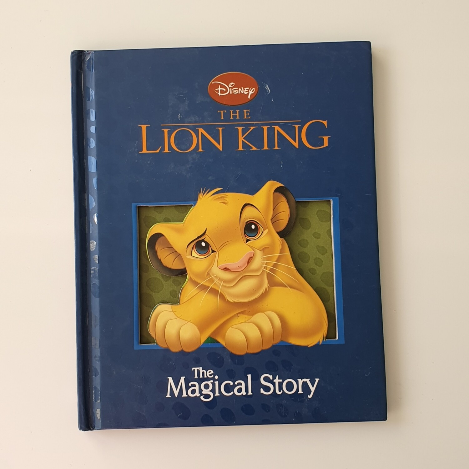 Lion King Notebook - no original pages