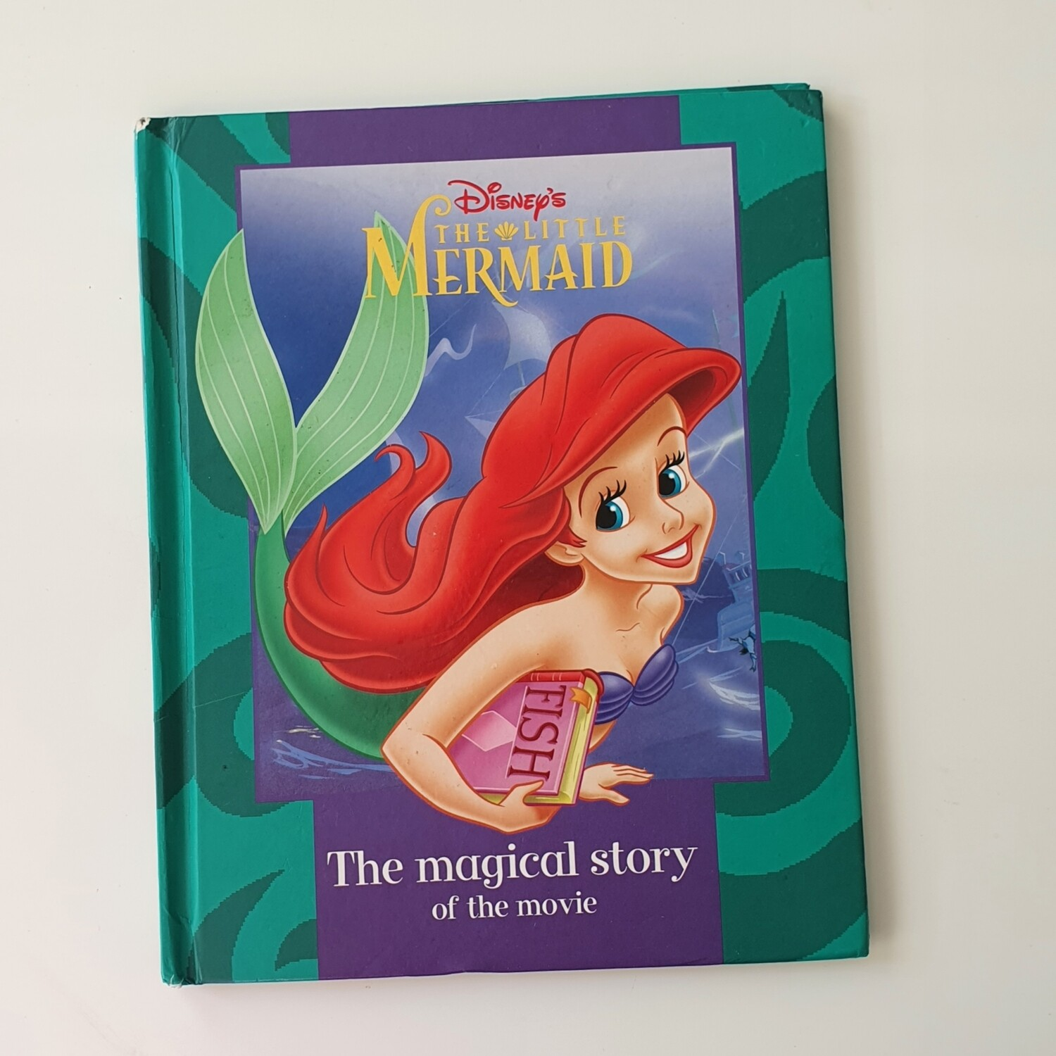 Little Mermaid Notebook - no original pages
