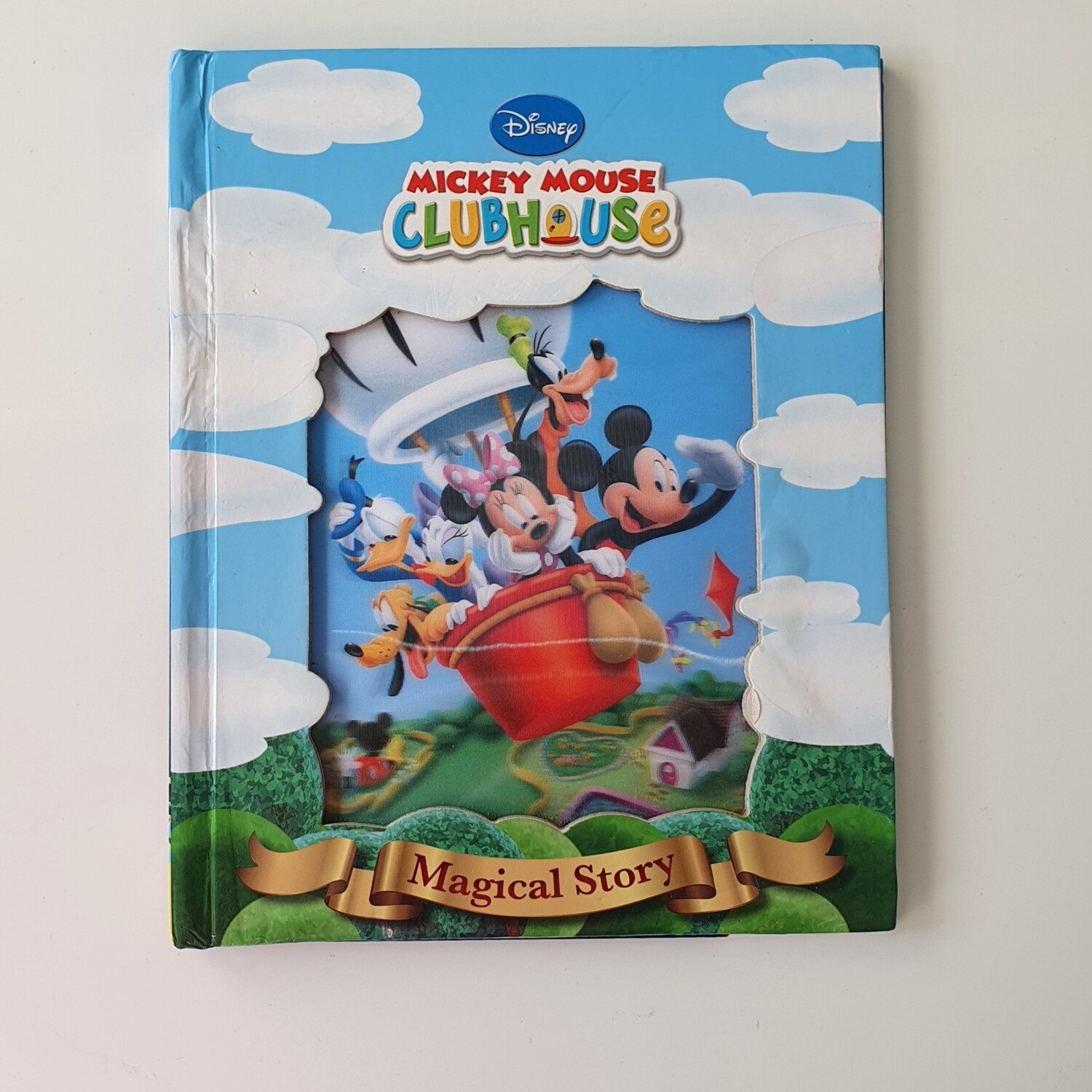 Mickey Mouse Clubhouse Notebook - no original pages
