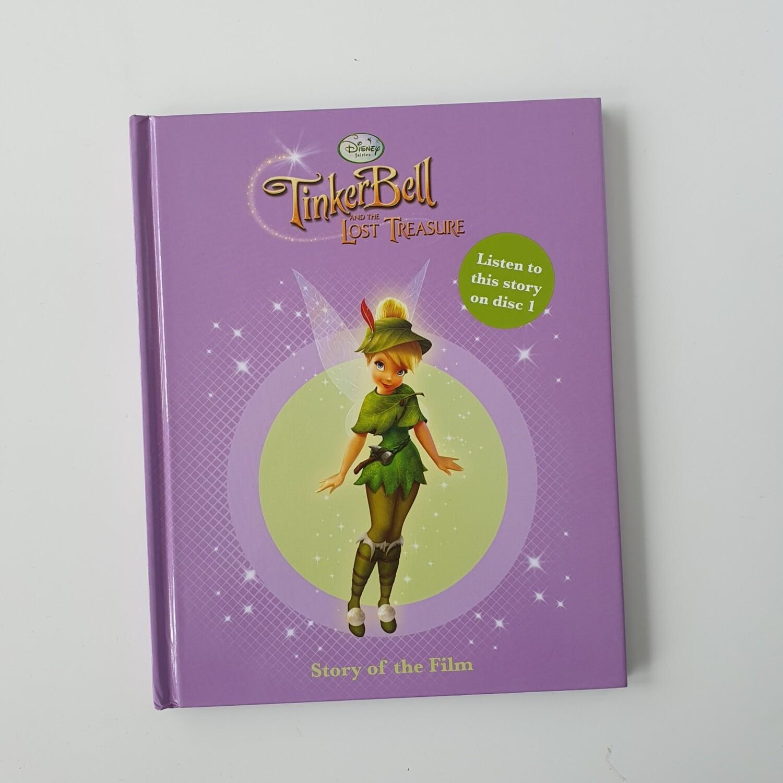 Tinkerbell Notebook