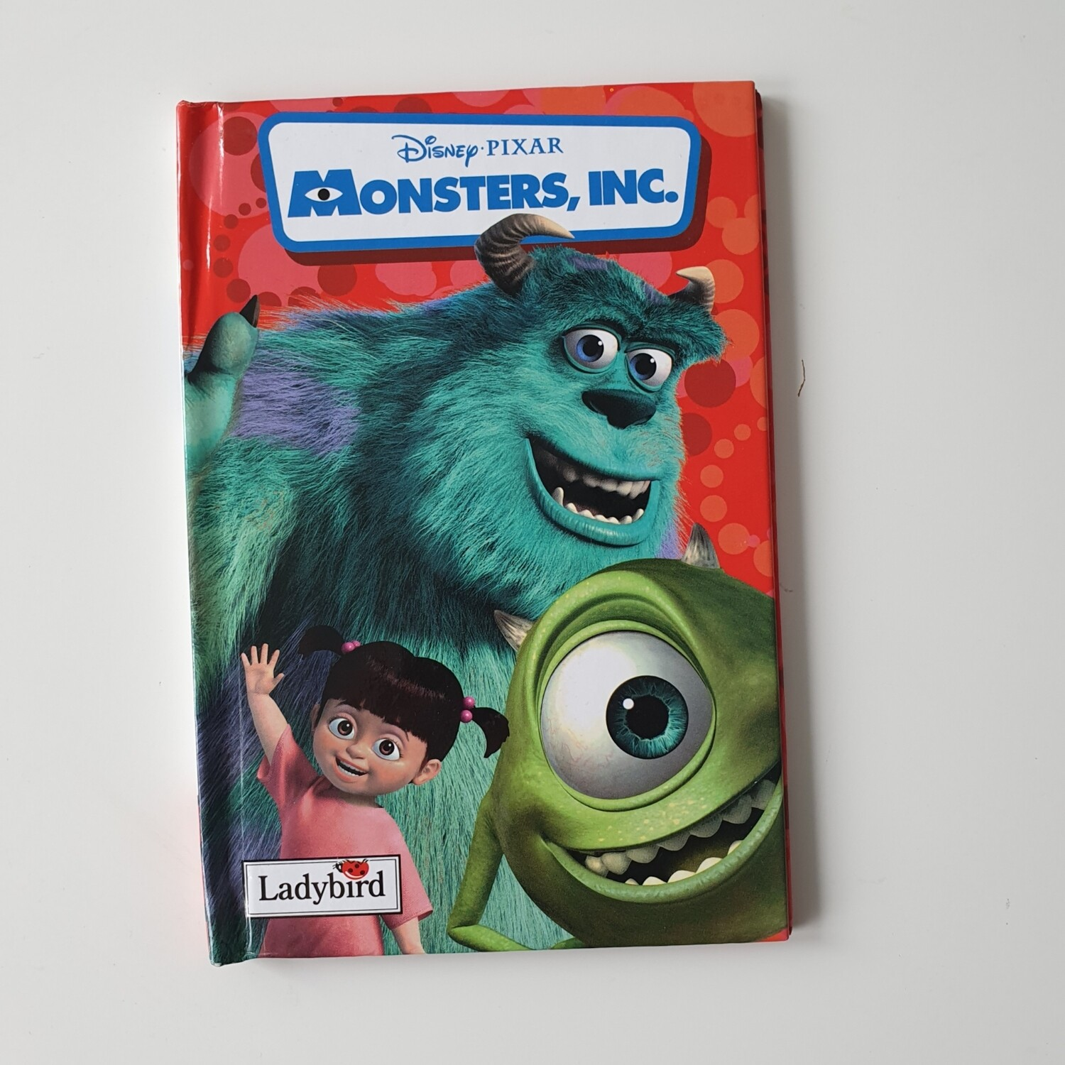 Monsters Inc Notebook