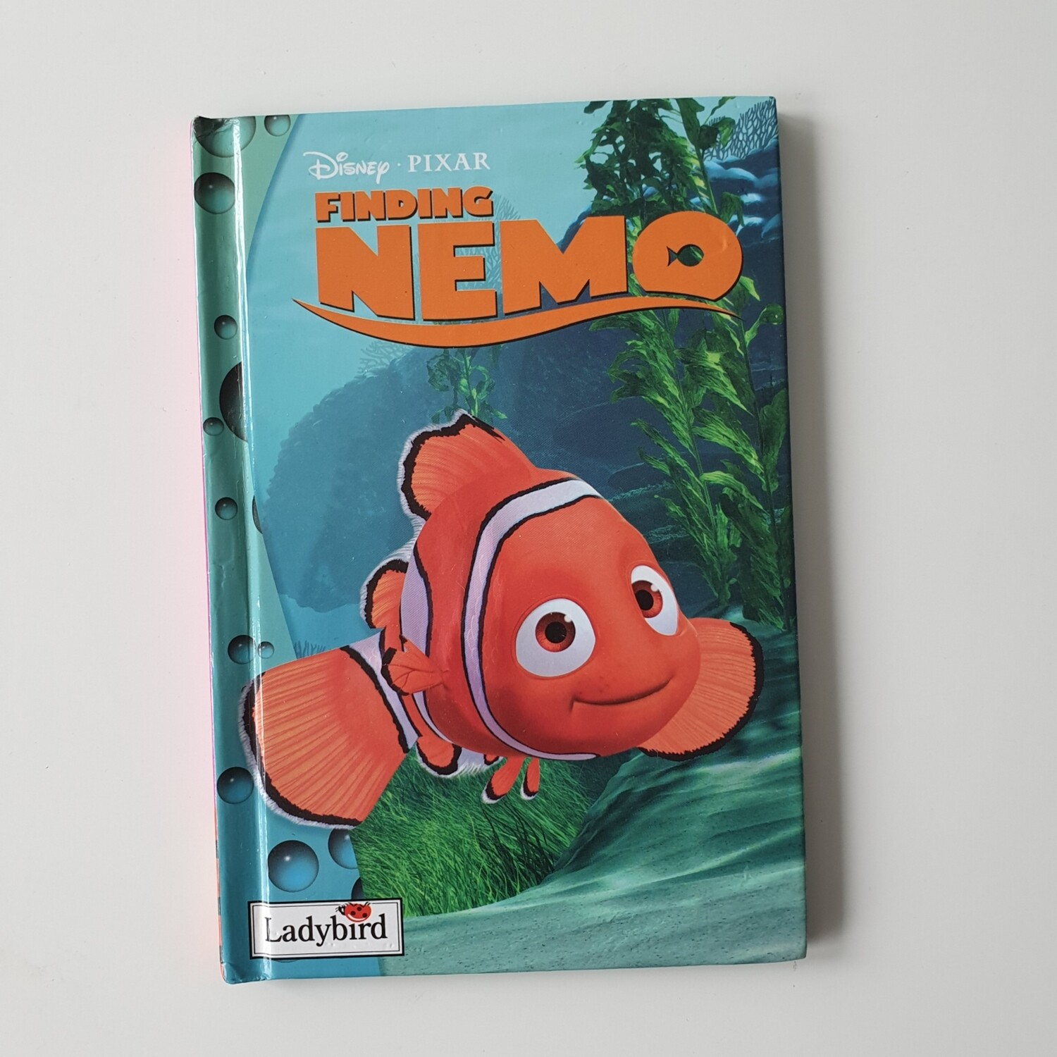 Finding Nemo Notebook
