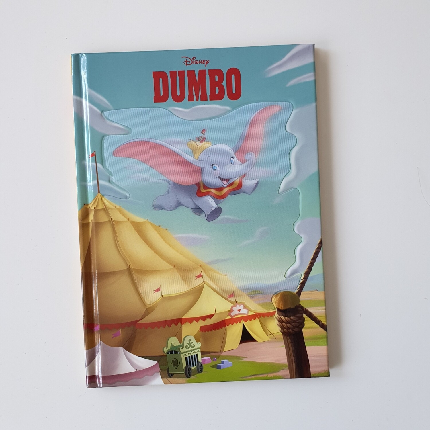 Dumbo Notebook - Lenticular Print