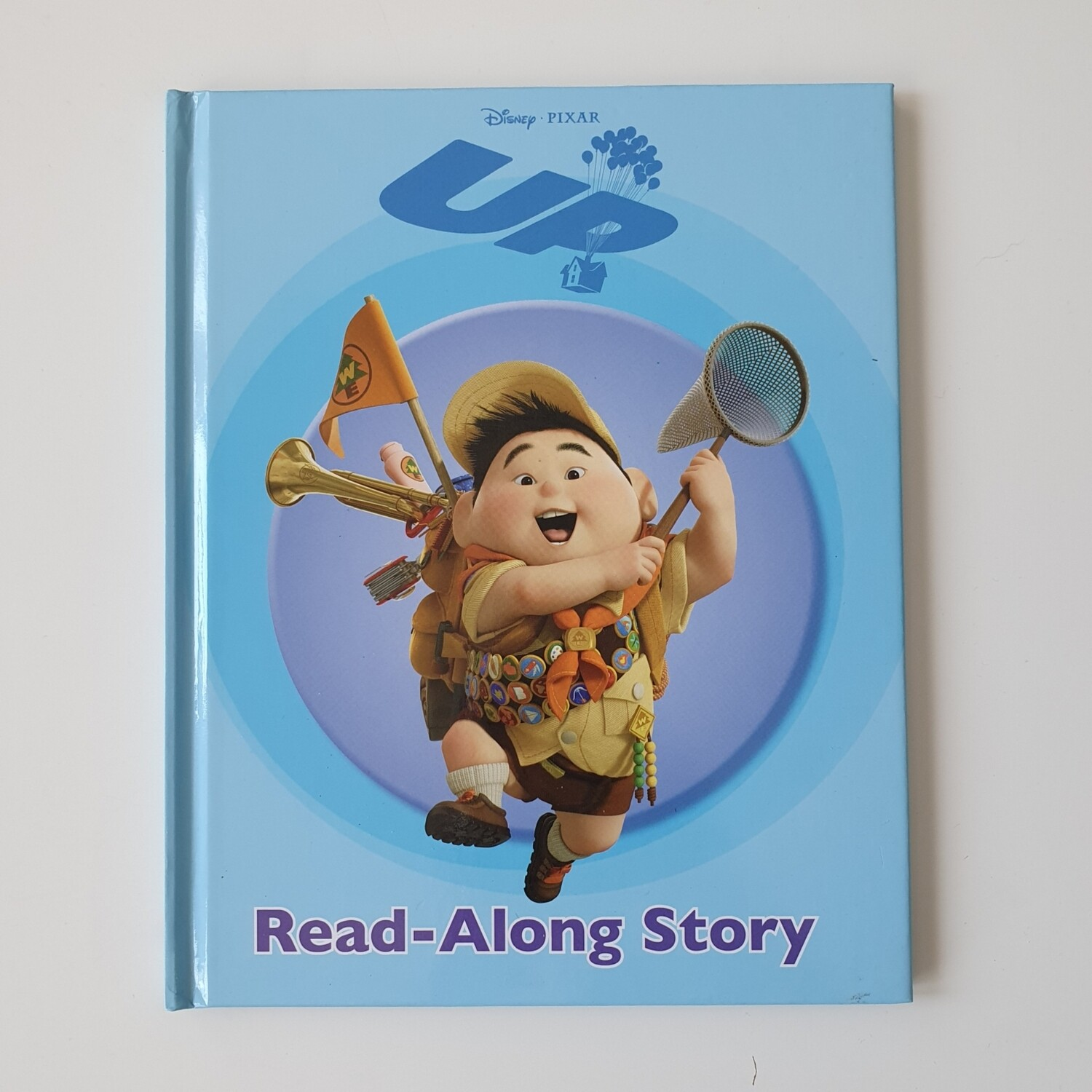 Up Notebook - Russel- no original pages