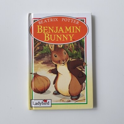Benjamin Bunny Notebook - Ladybird book, Beatrix Potter