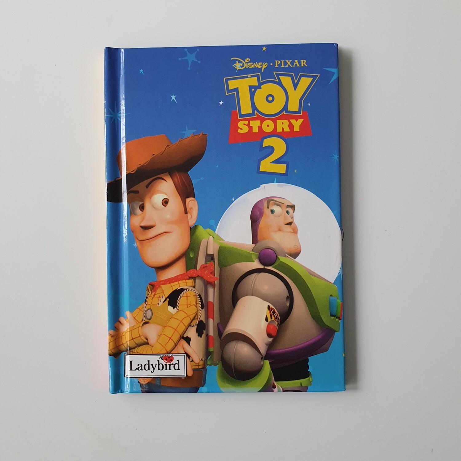 Toy Story 2 Notebook