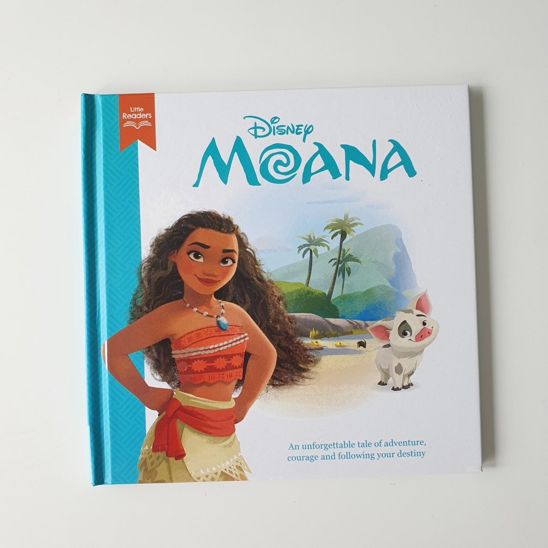 Moana Notebook