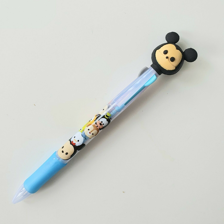 Disney Tsum Tsum - 3 colour ballpoint pens