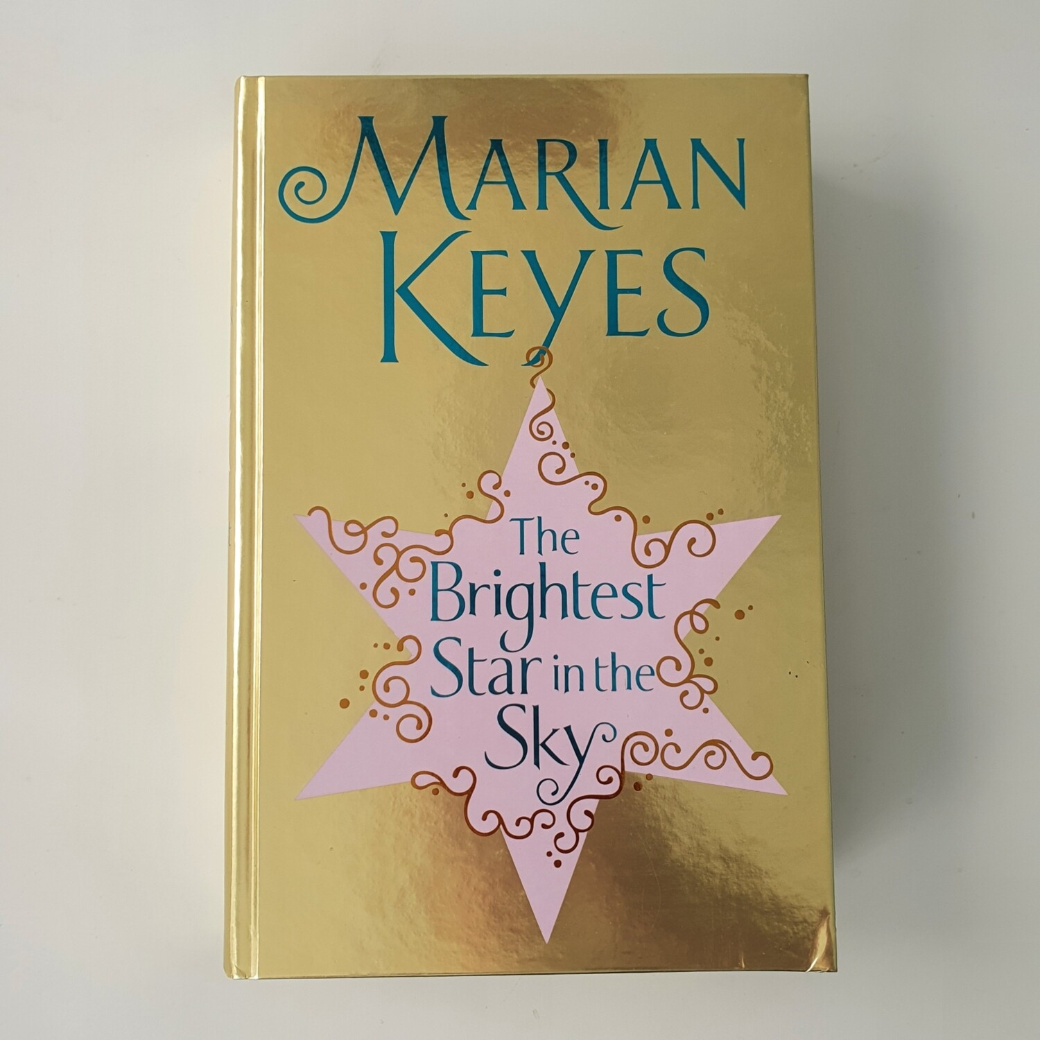 Marian Keyes The Brightest Star in the Sky Notebook
