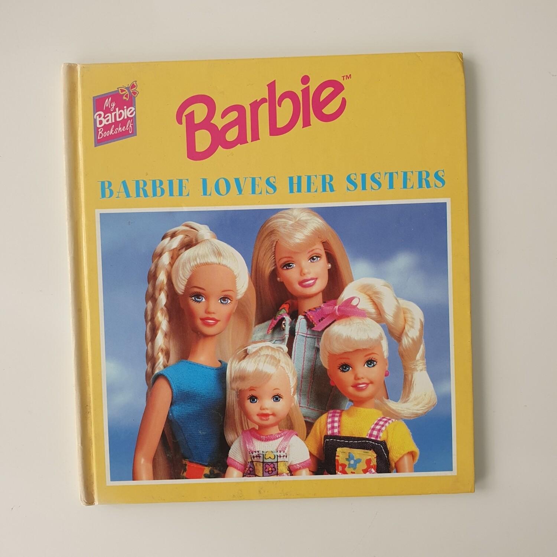 Barbie Notebook - Loves her sisters