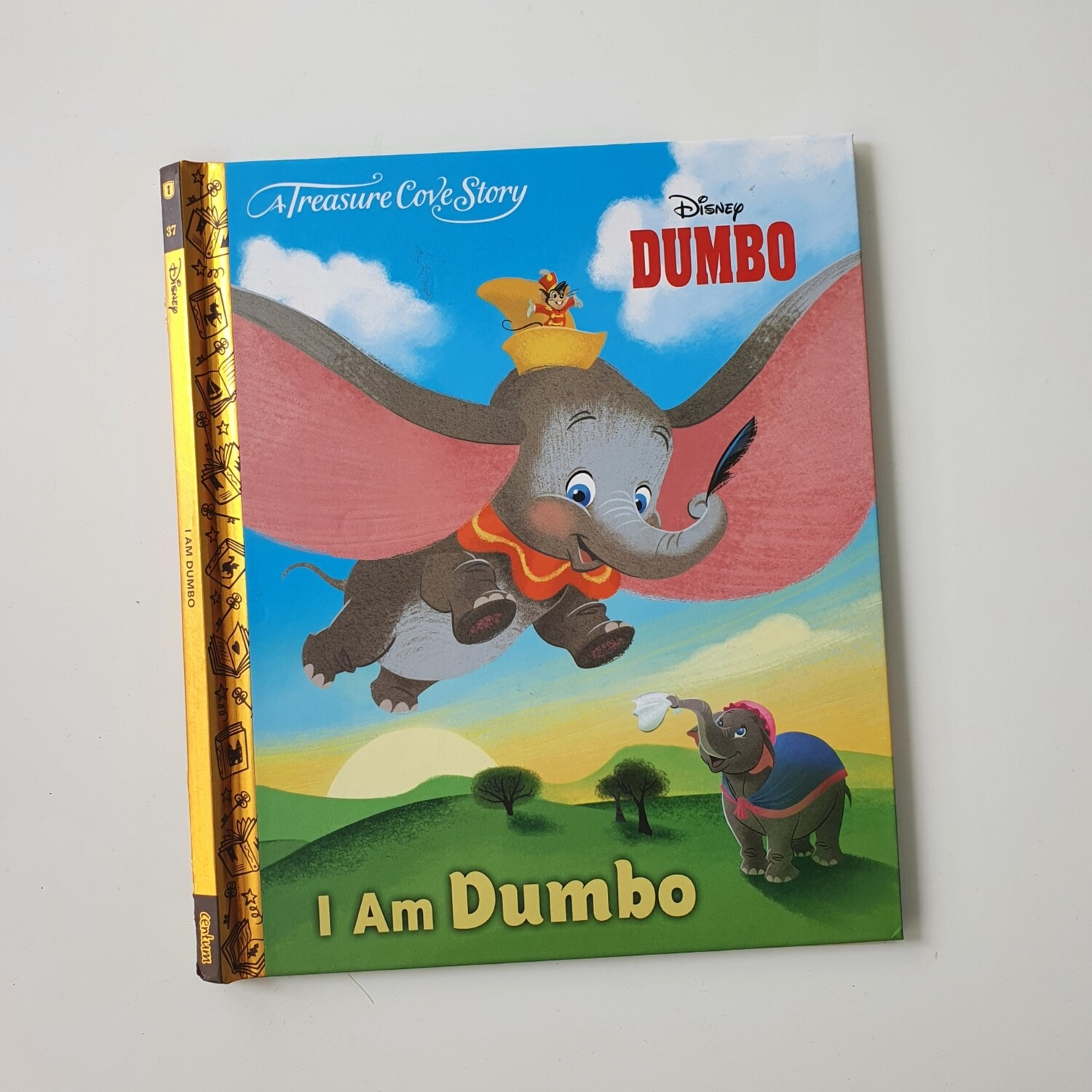 Dumbo Notebook - no original book pages