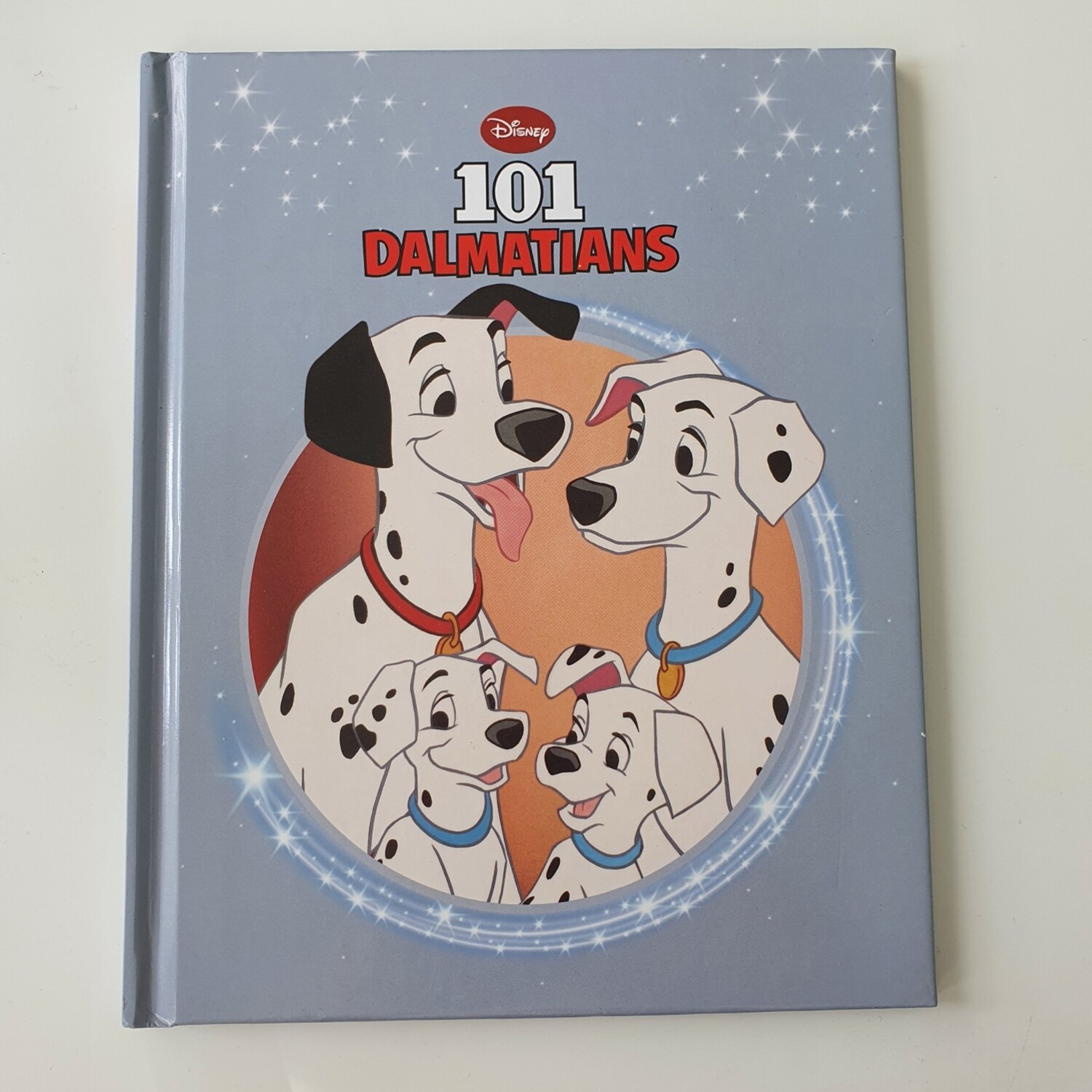 101 Dalmatians Notebook - no original book pages