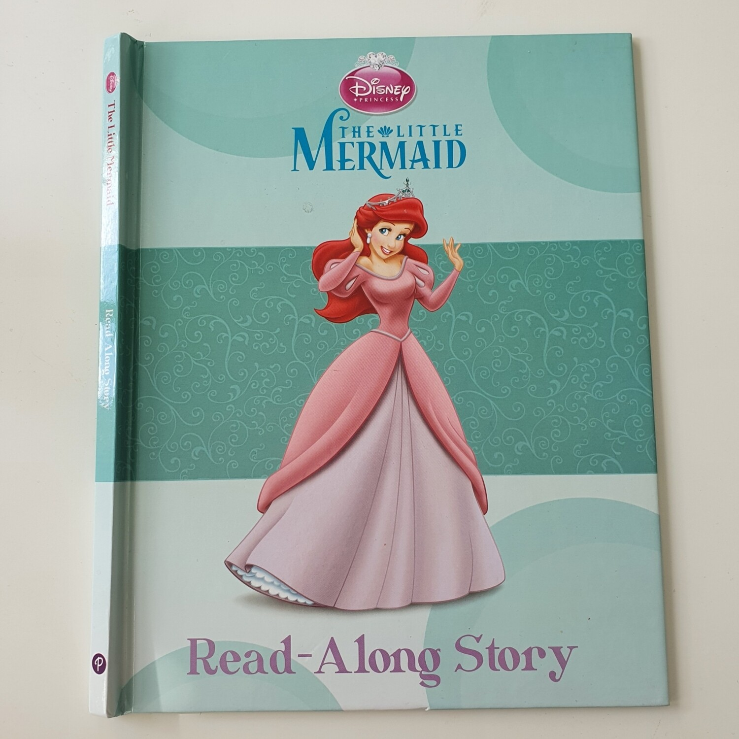 Little Mermaid Notebook - no original book pages