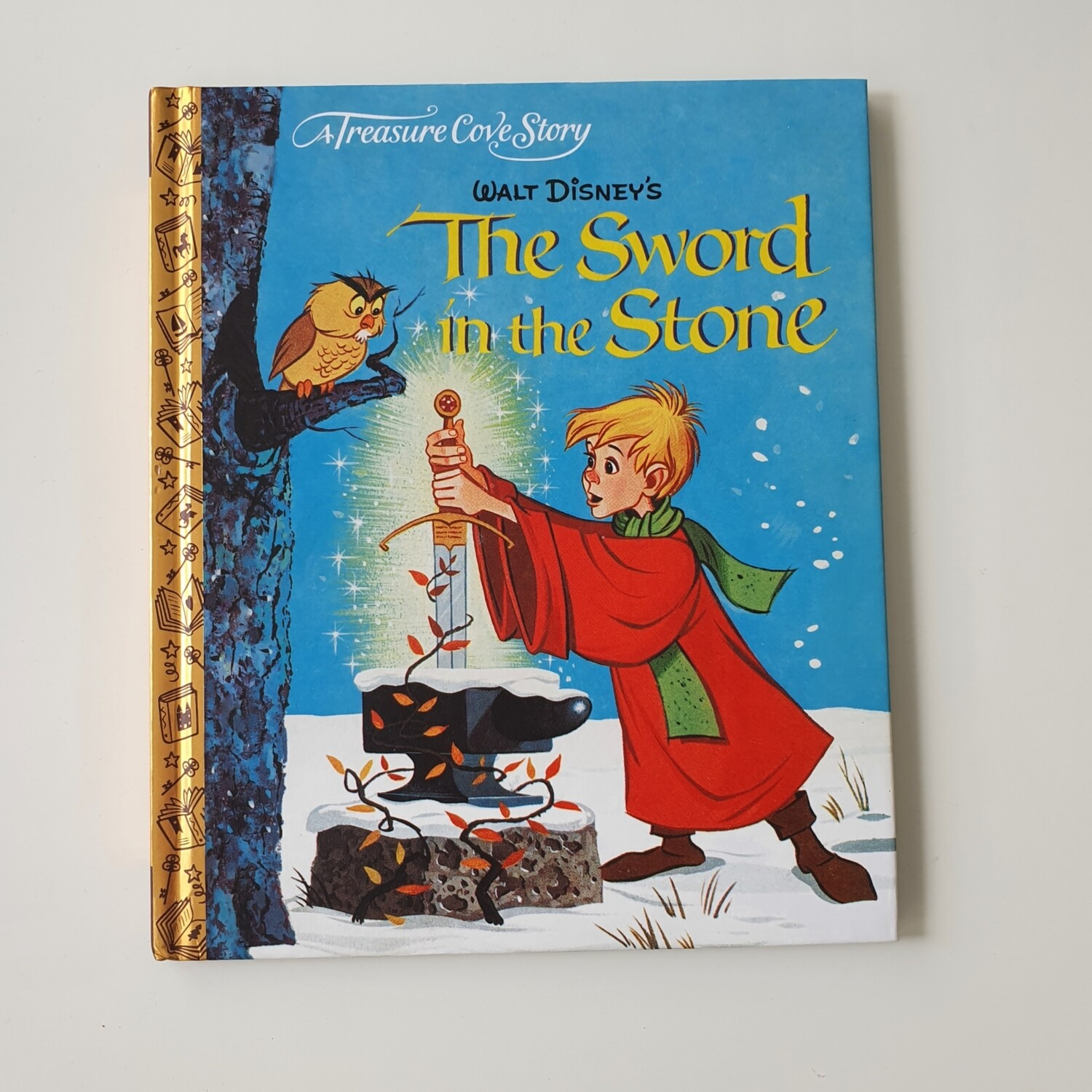 Sword in the Stone Notebook