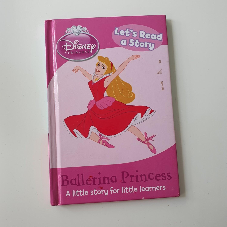 Sleeping Beauty Ballerina  Notebook - no original book pages