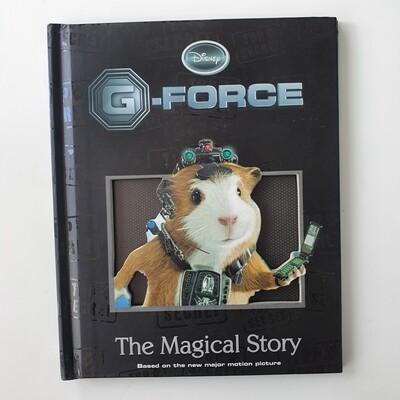 G Force Notebook - Guinea Pig - no original book pages
