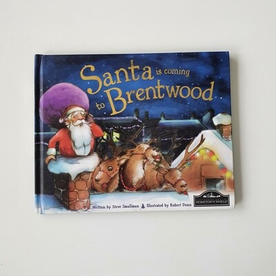 Santa is coming to Brentwood - Christmas