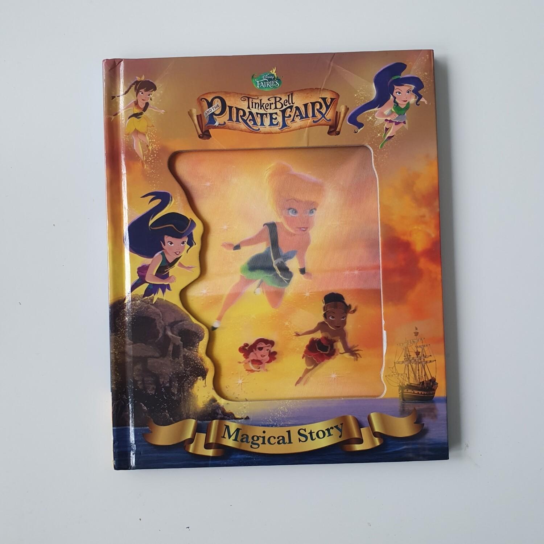 Tinkerbell Pirate Fairy Notebook - Lenticular Print