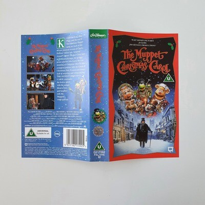 Christmas VHS Notebooks
