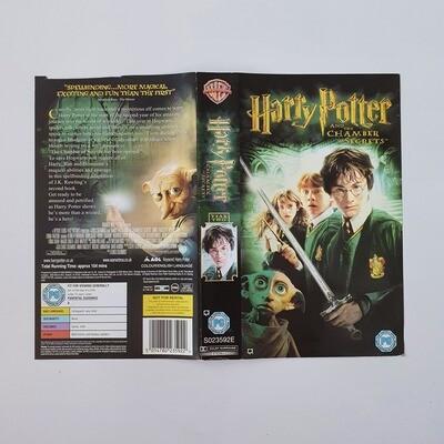 Harry Potter VHS Notebooks