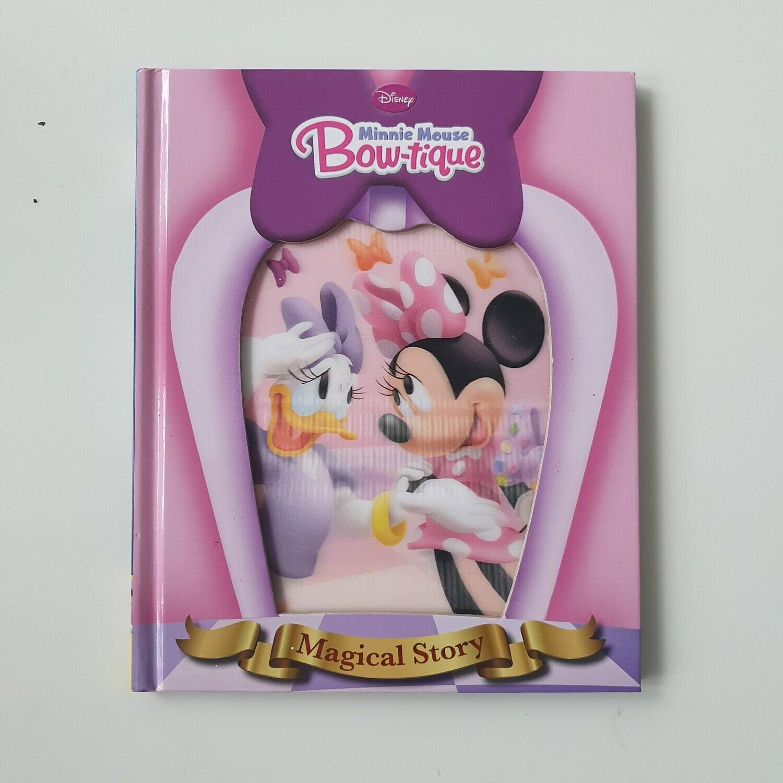Minnie Mouse Bowtique Notebook - Lenticular Print